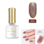 BORN PRETTY Holographic Gel Polish Soak Off BG03