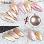 Pigment Mirror Holographic Metallic F 22