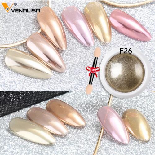 Pigment Mirror Holographic Metallic F26