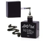 Gel lac 3 in 1 AMV Nails-Black