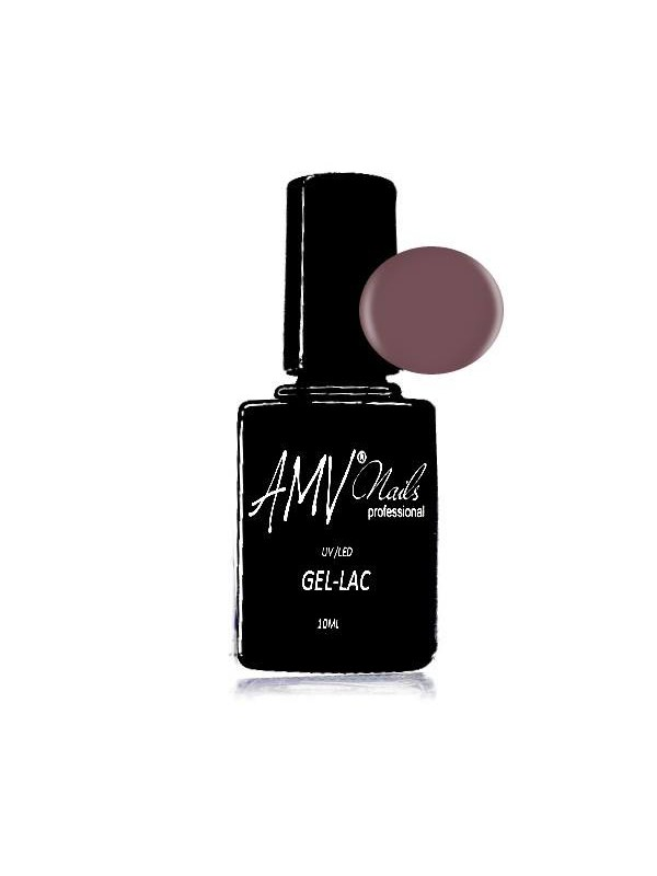AMV -Lac Gel Dark Nude