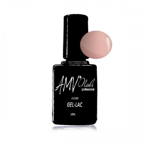 AMV -Lac Gel Natural -Rose