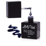 Gel lac 3 in 1 AMV Nails-Midnight Blue